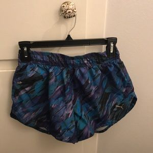 Puma 80s colors Running / workout shorts $11
